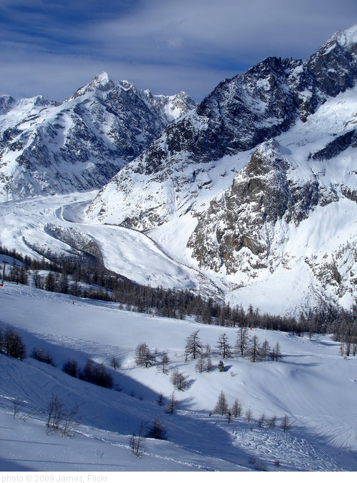 Courmayeur, photo James